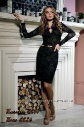 Платье кружевное недорого