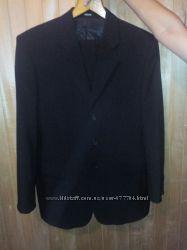 Мужской костюм р. 52 рубашка, запонки, галстук