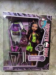 Кукла Монстер хай Monster high Клодин Вульф Я люблю моду