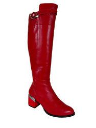84. акция, сапоги зимние из натуральной кожи, тм Stille Shoes, к1814