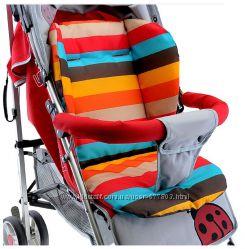Чехол в коляску, стульчик для кормления