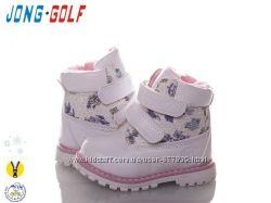 Зимние ботинки для девочки. Зимові черевики р. 22, 23, 24, 25, 26, 27