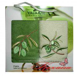 Набор полотенец кухонных Yagmur разные виды