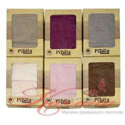 Качественные Турецкие полотенца  в подарочной коробке