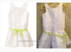 Нарядное платье, сарафан девочке 4, 5, 6, 7, 8 лет