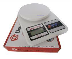 Весы кухонные SF-400 Domotec 10кг.