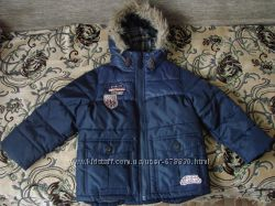 деми  куртка NEXT- 5 лет- 110 см