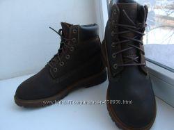 ботинки  Timberland - 37 р.