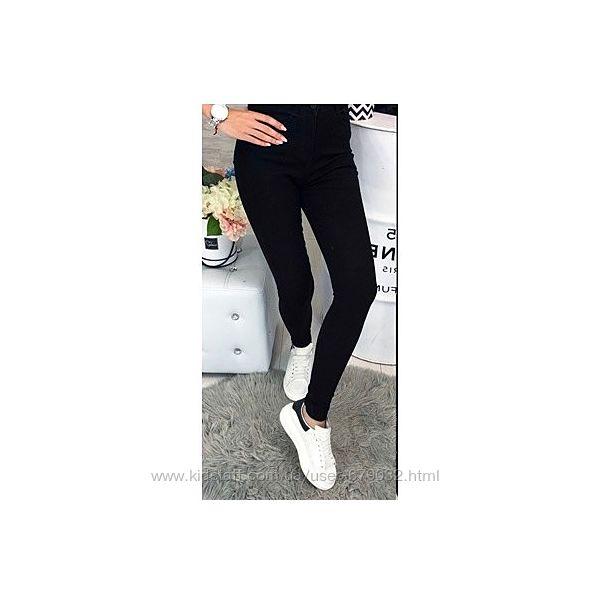 Джинсы на флисе американка черные, джинсы утепленные флис, зима