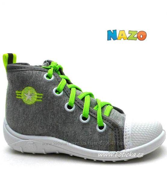 20-24 р кеды детские Nazo