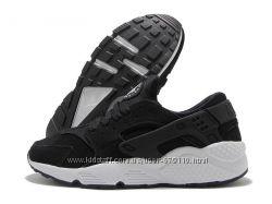 Женские кроссовки Nike Air Huarache Black