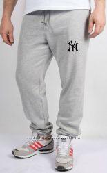 Штаны серый меланж. Разные бренды.