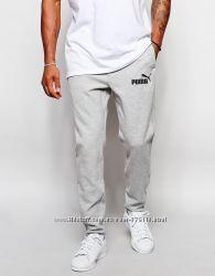 Штаны спортивные. Серый меланж. Разные бренды.