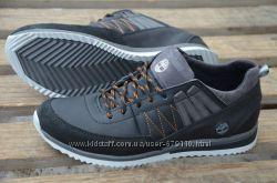 Мужские кожаные кроссовки Timberland