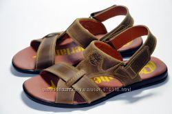 Мужские кожаные сандали Timberland Съемный задник
