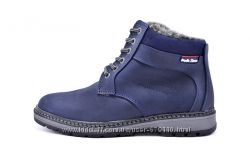 Ботинки зимние Multi-Shoes Junior 99669 Blue Crazy