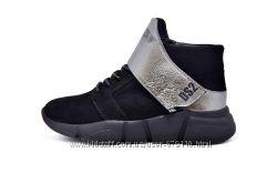 Кроссовки женские Ditas L218 GQ Black Platinum