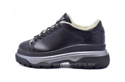 Ботинки женские зимние Ando Borteggi 125 GQ Black Silver, 1149 грн ... b2cfdfa3bd9