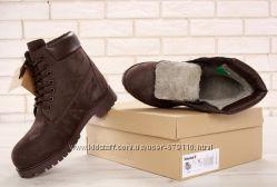 Ботинки мужские зимниеTimberland