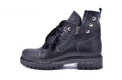 Ботинки женские зимние Teona 18112 Black