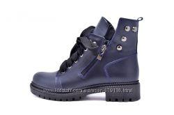 Ботинки женские зимние Teona 18112 Blue