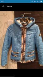 модная яркая куртка