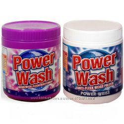 Пятновыводитель Power Wash 600г