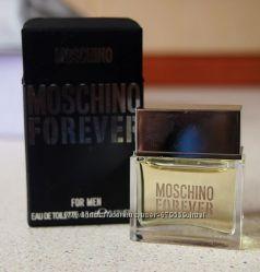 мини  Moschino Forever  4, 5 мл в коробочке