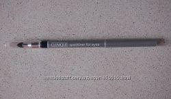 Clinique синий  карандаш с растушевкой