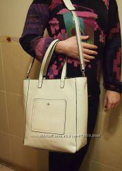 Большая сумка parfois сливочный лак 4cb20b0a83fcd