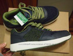 супер легкие мягкие кроссовки Benetton 37, 39, 40 2 цвета