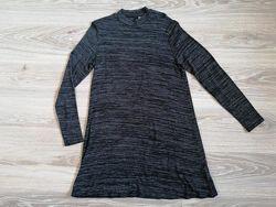 платье туника H&M 38 М-L