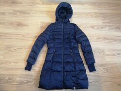 Куртка пальто rinascimento m-l деми капюшон митенки