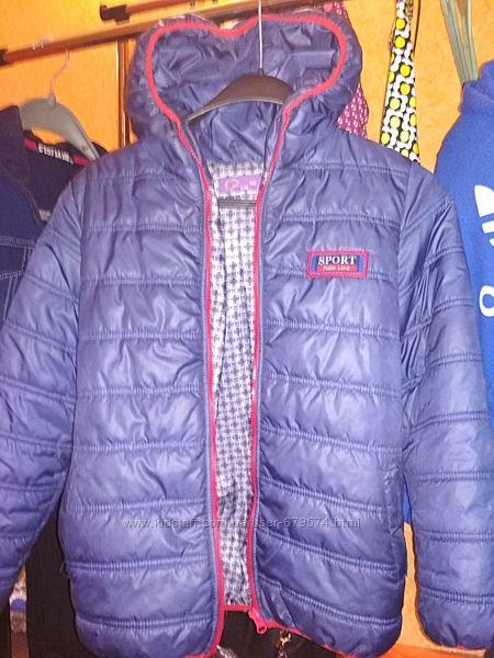 Куртка осень весна для мальчика