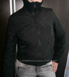 Демисезонная куртка H&M divided идет на С-М указан 38 состояние новой