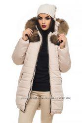 Зимняя стильная куртка Мэрилин 46-56  6 цветов