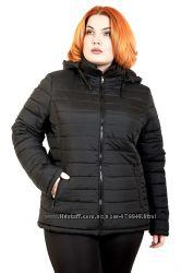 Стильная куртка большого размераДжина