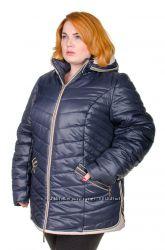 Куртка зимняя батал Лолита