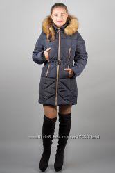 Женская зимняя куртка Дорри  44-54 9 цветов