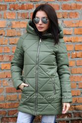 Куртка-парка женская Полина 5 цветов