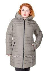 Куртка зимняя женская Катрина р. 48-58  7 цветов