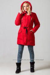 Модная женская куртка Франсуаза зима