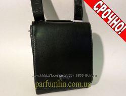 Мужская сумка через плечо качество арт-1324