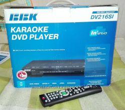 DVD плеер с функцией караоке
