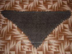 пуховый платок косынка