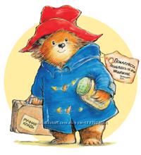 Книги про приключения медвежонка Паддингтона