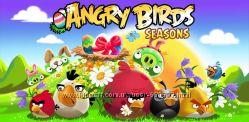 Всем поклонникам мультфильма Angry Birds
