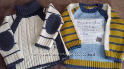 Тёплые, уютные свитера на мальчика фирмы Лютик