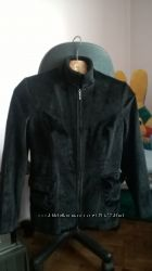 куртка із штучного хутра