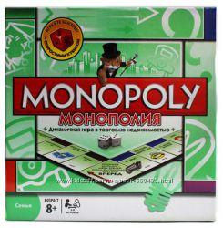 Настольная ира Joy Toy Monopoly, монополия, аналог игры Hasbro